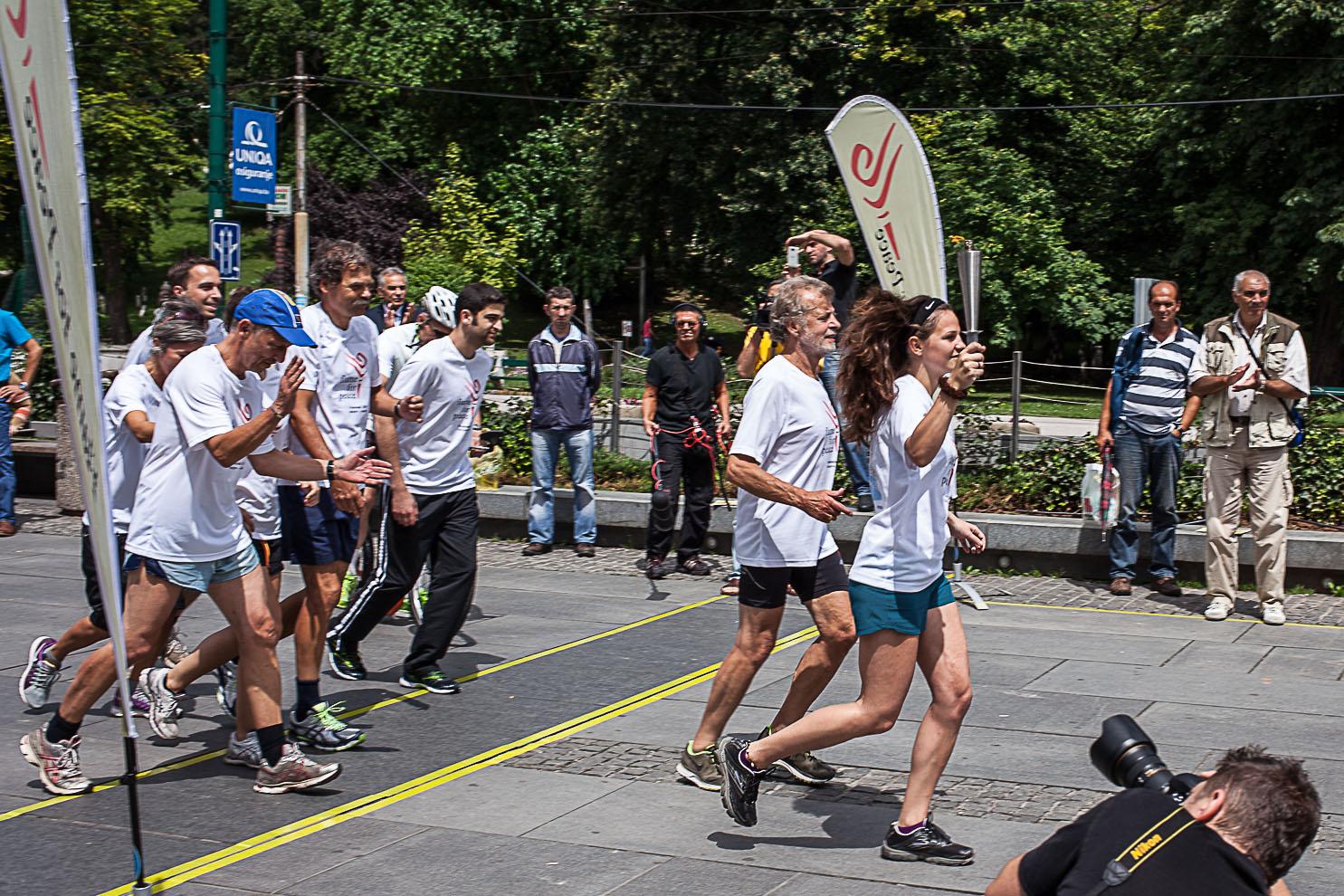 Start in Sarajevo